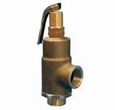 Bronze High Lift Safety Valve FxF BSP (Supplied Pre-set –15°C+225°C—FBSP)