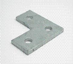 L Plate 3 Hole
