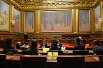 Visite Conseil d'Etat
