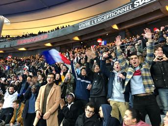100 lycéens et étudiants au match France-Islande