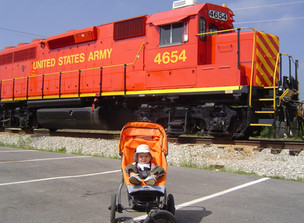 Trains: My Pursuit of Familiarity that Reflects New Chapters in Military Life