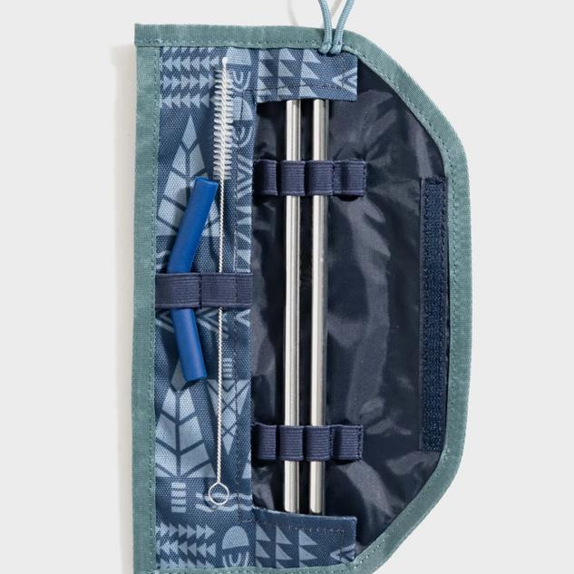 Geo Tree Pattern Straw Kit