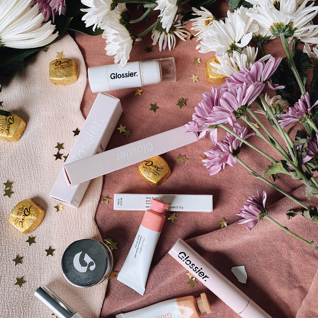 Glossier - Photography
