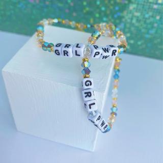 Grl Pwr Bracelet - Photography