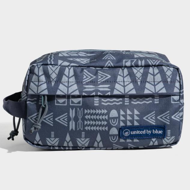 Geo Tree Pattern Travel Kit