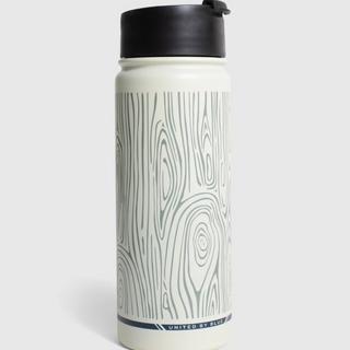 Birch Wood Coffee Bottle