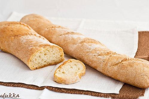 Багет пшеничный с луком (1шт)