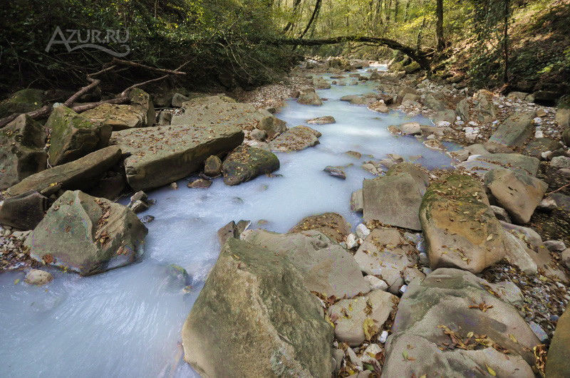 река цусхвадж