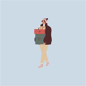 La sélection d'idées cadeaux pour elle