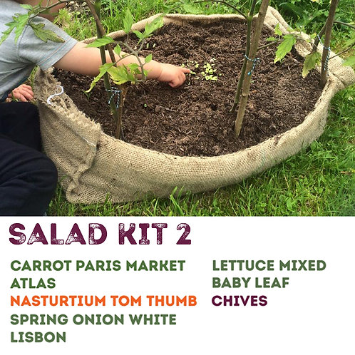 Salad Growing Kit Two
