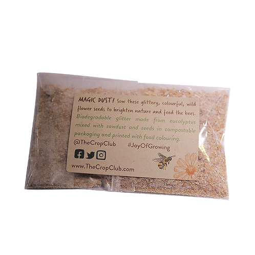 Magic Dust - Wildflower seeds for the bees