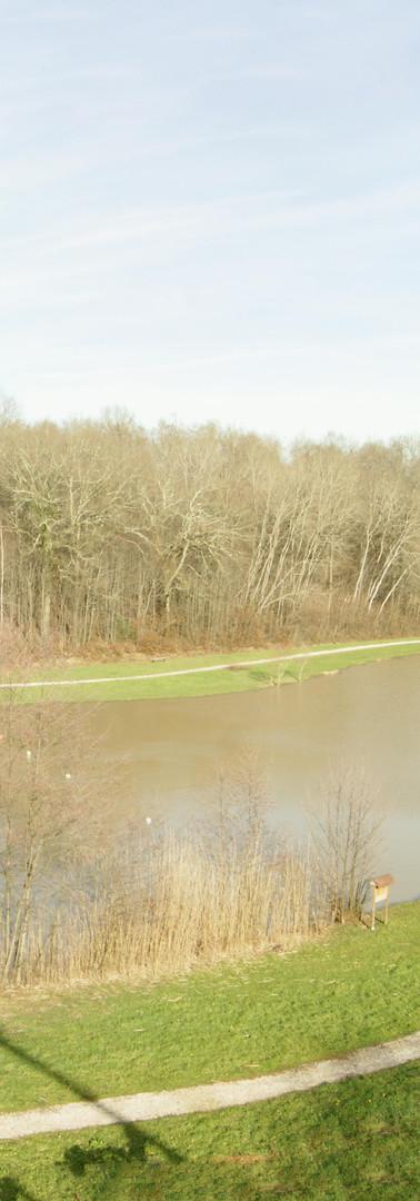 L'étang de la Galette à Bruailles