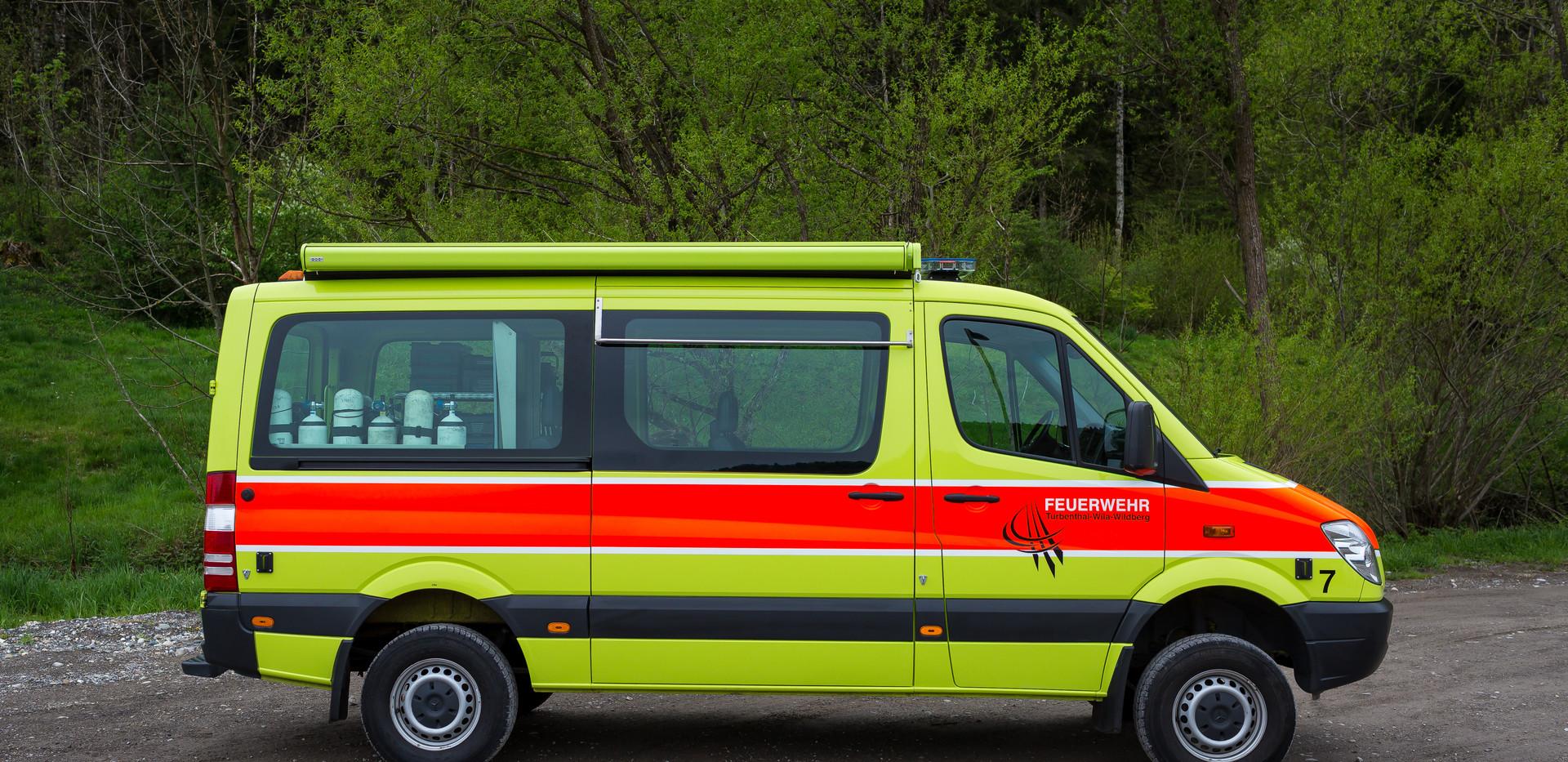 Personentransportfahrzeug (PTF)