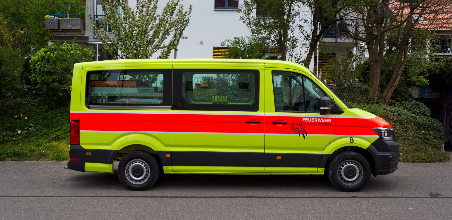 Verkehrsgruppenfahrzeug (VAF)