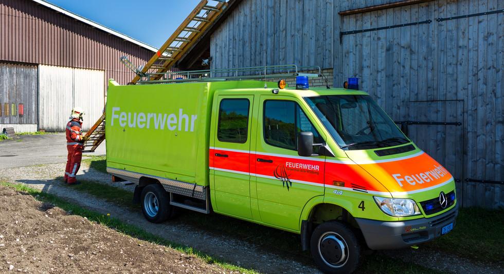 Ersteinsatzfahrzeug Wildberg (EEF)