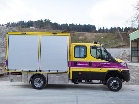 Einführung OWF Oel-Wasserwehrfahrzeug