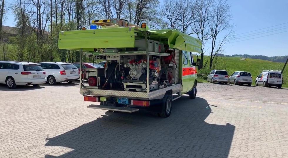 Ersteinsatzfahrzeug Schmidrüti (EEF) 360