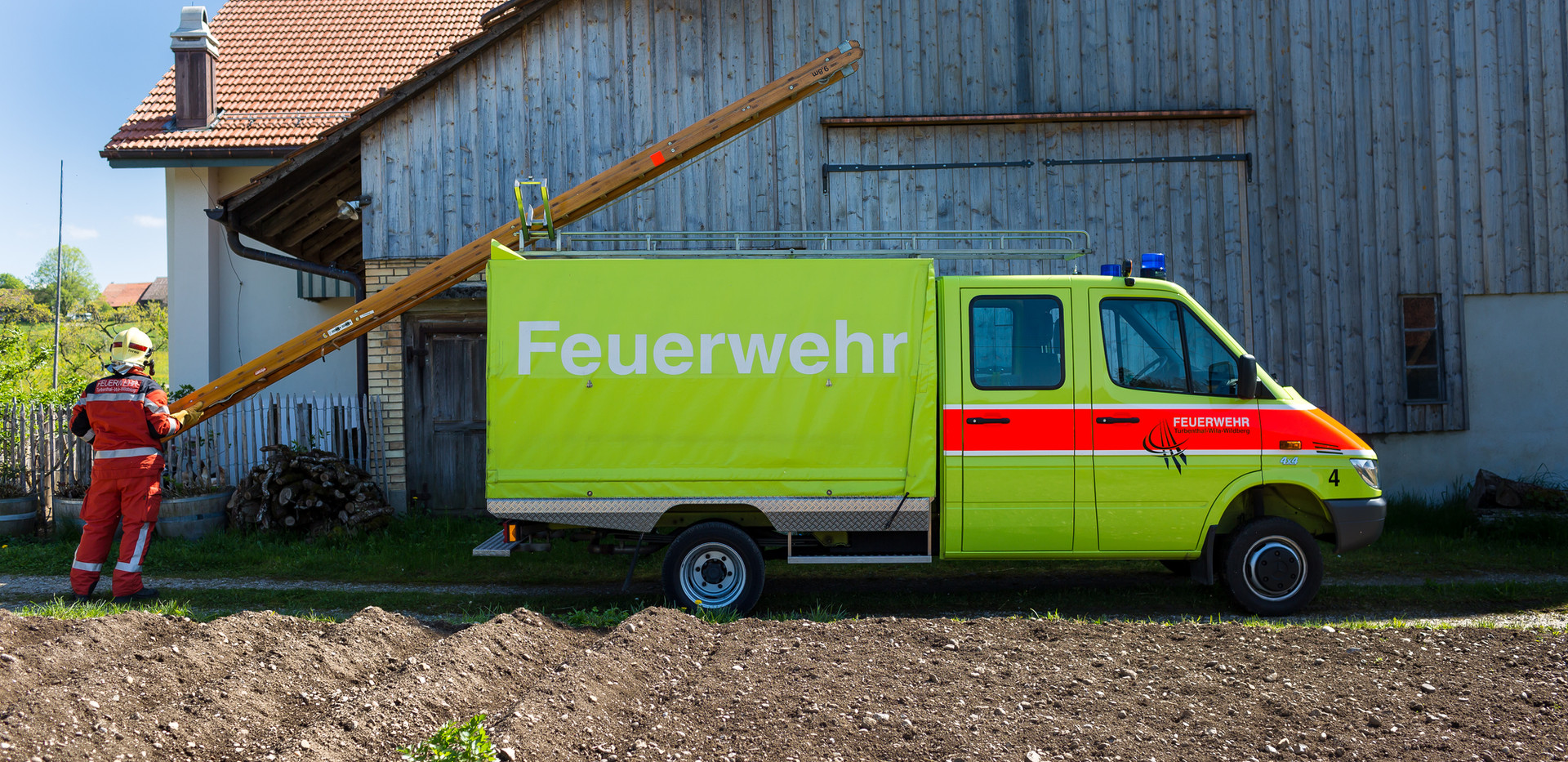 Ersteinsatzfahrzeug Wildberg (EEF