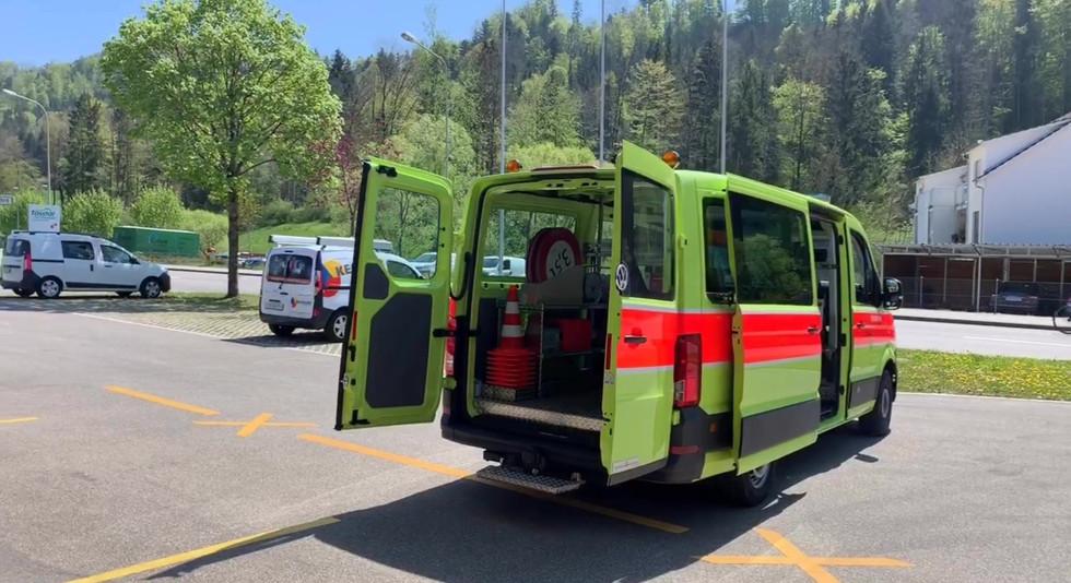 Verkehrsgruppenfahrzeug (VAF) 360