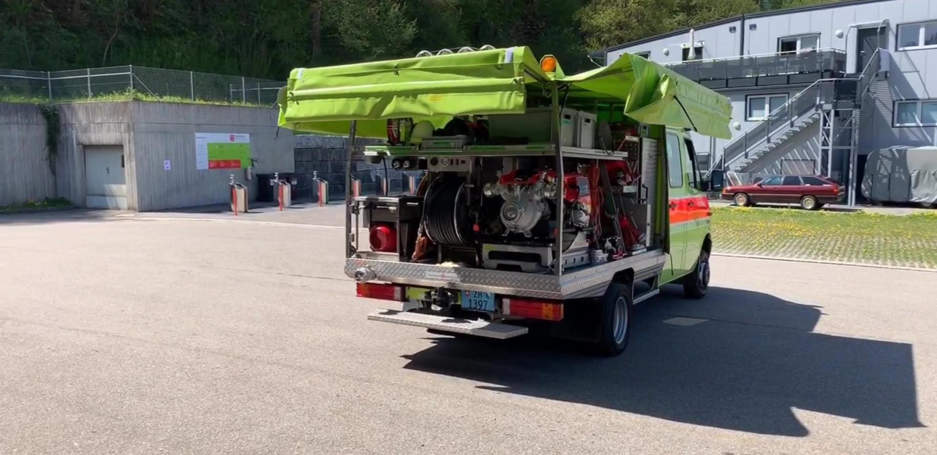 Ersteinsatzfahrzeug Wila (EEF) 360