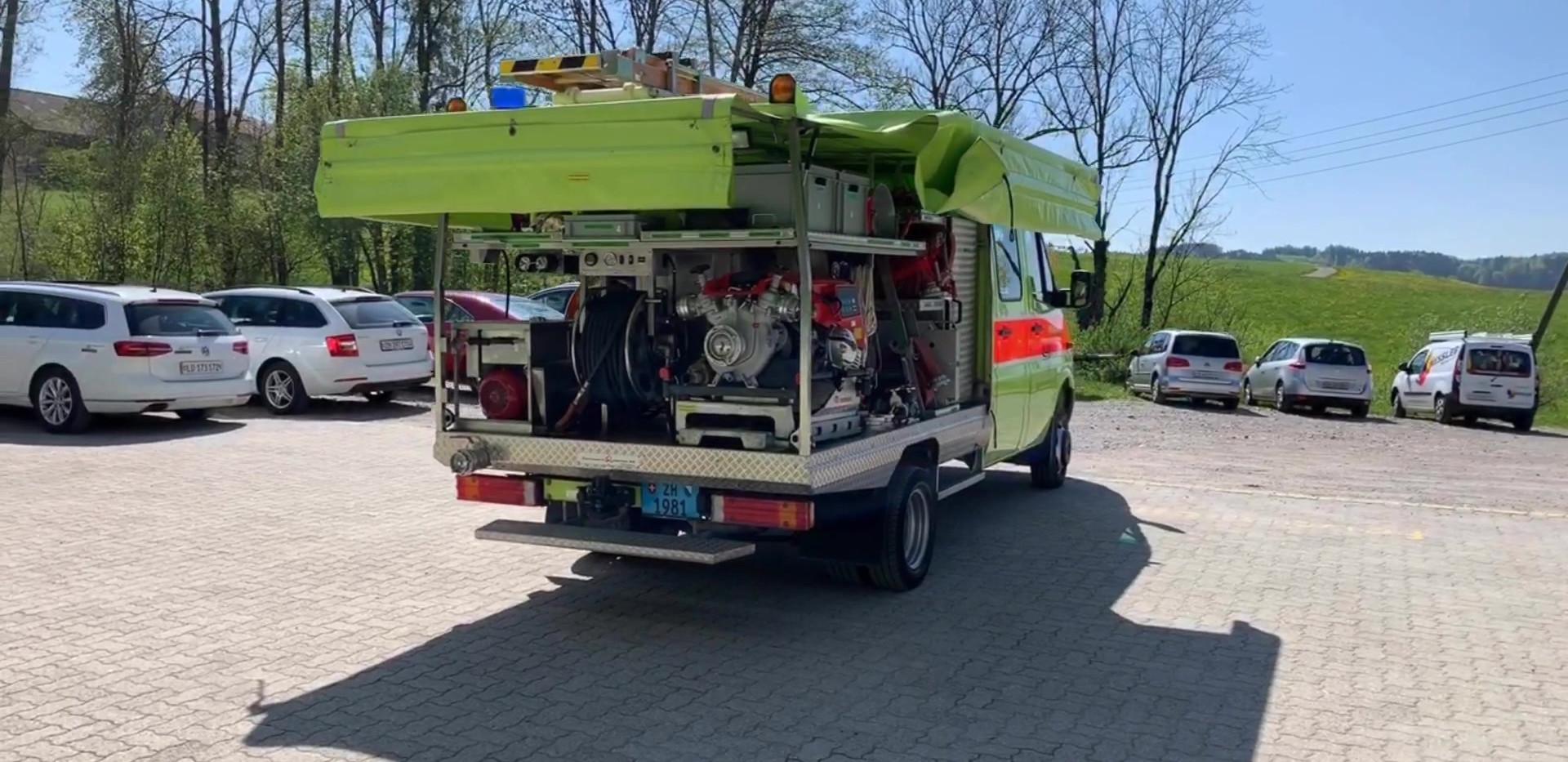 Ersteinsatzfahrzeug Wildberg (EEF) 360