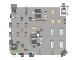 Flowershow Floor Plan