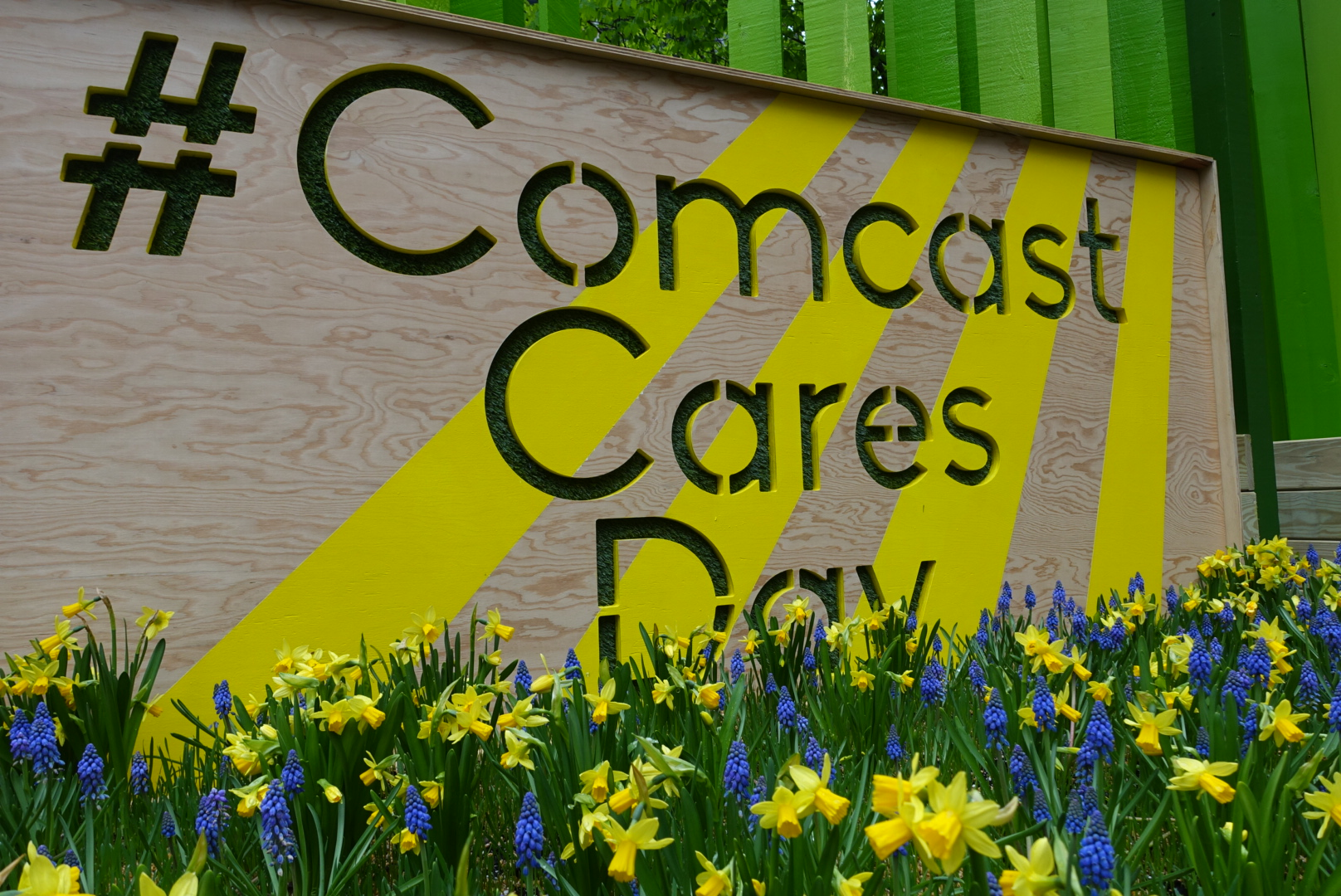 Comcast Cares Day