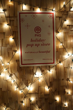 Holiday Shop in Chestnut Hill, Phila