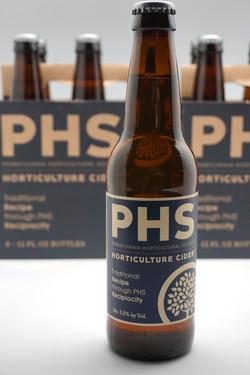 PHS Horticulture Cider