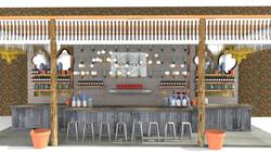 Hendricks Botanical Bar
