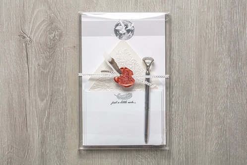 Just A Little Note - gift set 1
