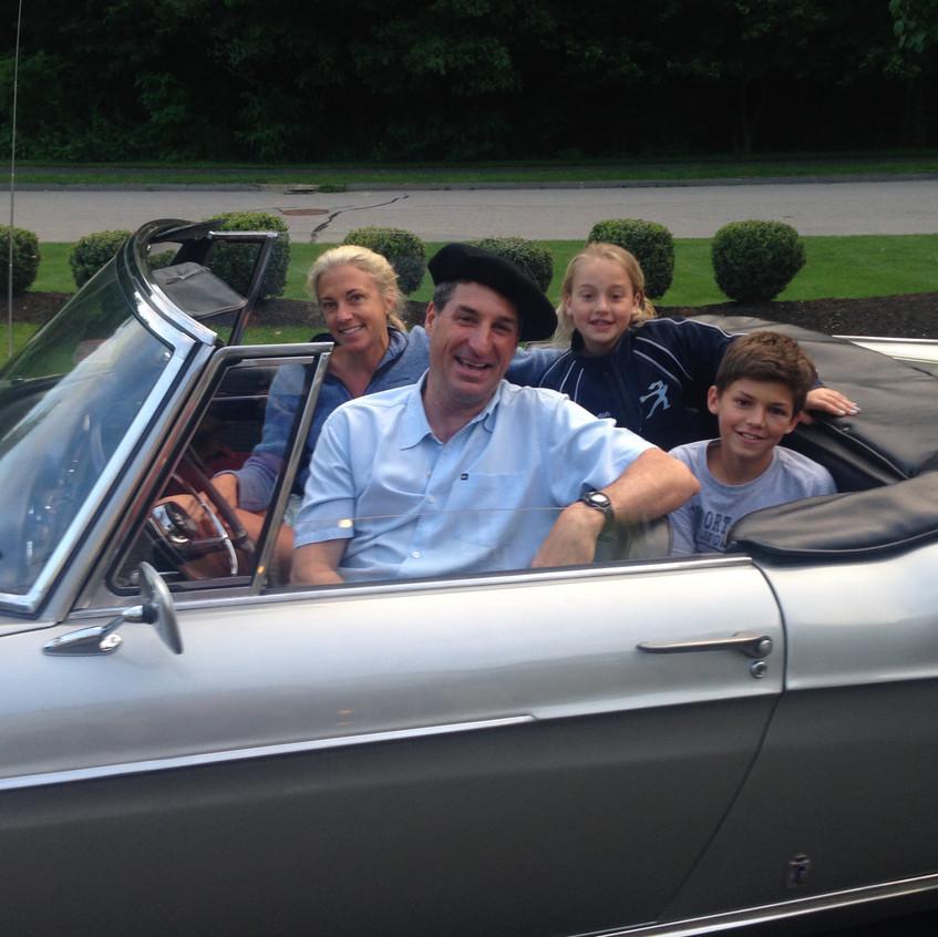 Todd & Family Beret
