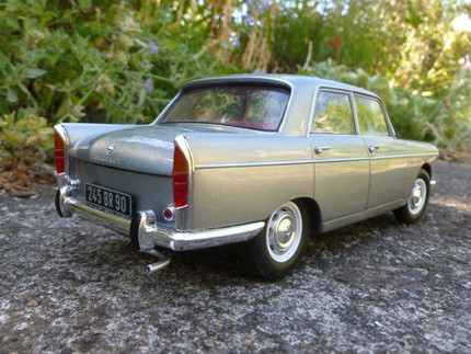 Curb Side Classic Article - 1965 Peugeot 404 The Holy Grail is in Hand Literally
