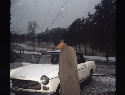 """""""Two Generations of 404 Father-Son Bonding!"""" Mac Worley's 1966 Cabriolet Legacy"""