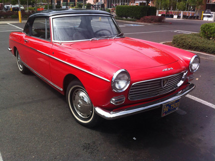 Curbside Classic: Peugeot 404 Cabriolet - My heart throb spotted in Eugene