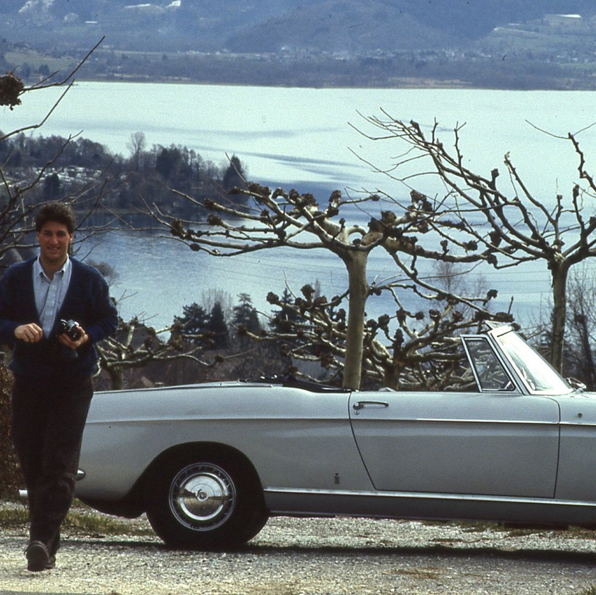 Haute Savoie, France -1987