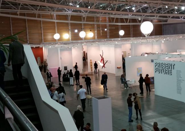Allestimento FAST EVENTS Mostra_ ARTISSI