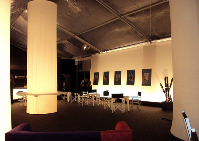 Allestimento FAST EVENTS Mostra: MINT 20