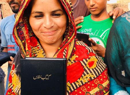 November 7 Pakistan Skype Crusade Update