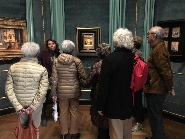 Visite guidée à Chantilly