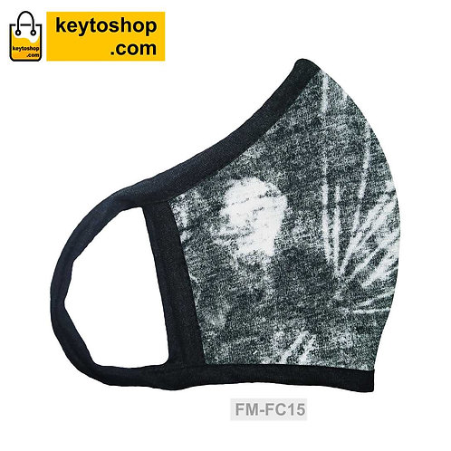 Buy 3 Cotton Face Mask FM-FC15