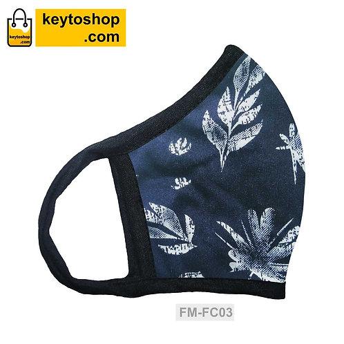 Buy 3 Cotton Face Mask FM-FC03