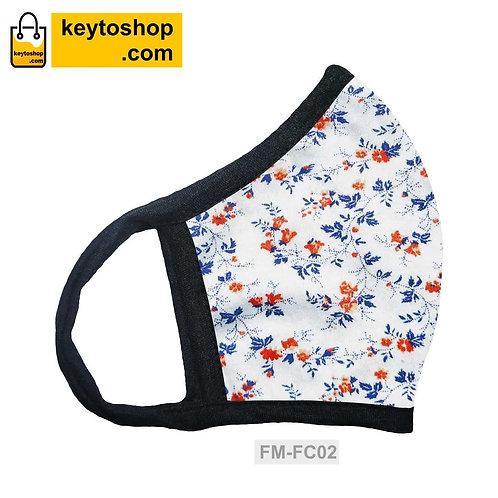 Buy 3 Cotton Face Mask FM-FC02