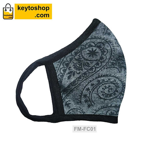 Buy 3 Cotton Face Mask FM-FC01