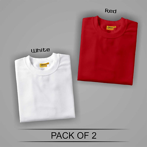 Pack Of 2 T-Shirt ( Combo )