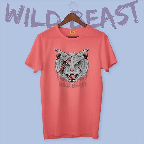Wild Beast Mens-H-S Crew Neck