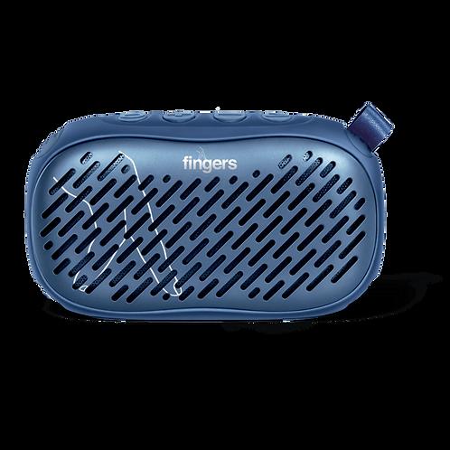 FINGERS Musilicious BT1 Portable Wireless Bluetooth-v5.0 Multifunction Speaker