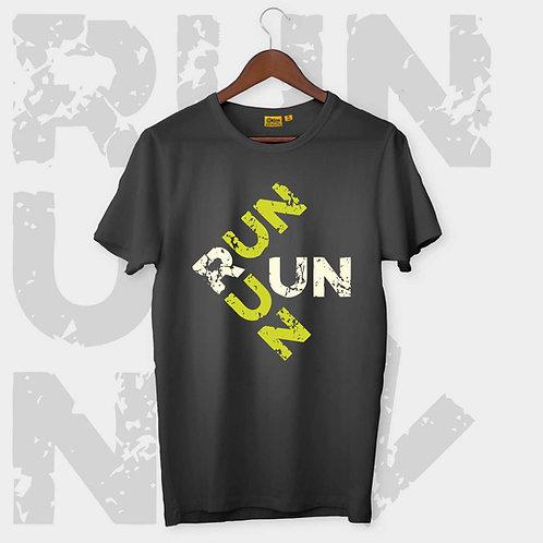 Run Mens-H-S Crew Neck