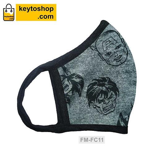 Buy 3 Cotton Face Mask FM-FC11