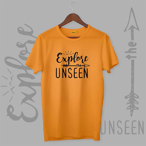 Explore The Unseen Mens Half Sleeve